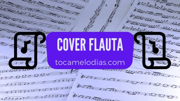 partitura cover flauta