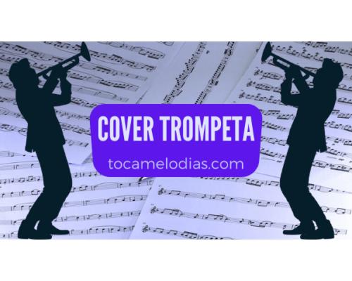 partitura cover trompeta